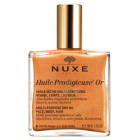 Huile Prodigieuse® Or - Huile Sèche Multi-fonctions Visage, Corps, Cheveux100ml