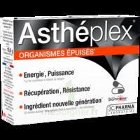Astheplex Gélules Organismes épuisés B/30 à La Ricamarie