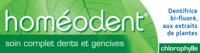 Boiron Homéodent Soin Complet Dents Et Gencives Pâte Dentifrice Chlorophylle T/75ml à La Ricamarie