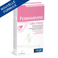 Pileje Feminabiane Cbu Flash - Nouvelle Formule 20 Comprimés à La Ricamarie
