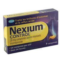 Nexium Control 20 Mg Cpr Gastro-rés Plq/7 à La Ricamarie