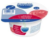 Fresubin 2kcal Crème Sans Lactose Nutriment Fraise Des Bois 4 Pots/200g à La Ricamarie