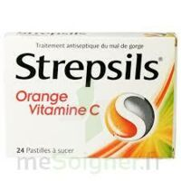 Strepsils Orange Vitamine C, Pastille à La Ricamarie