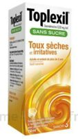 TOPLEXIL 0,33 mg/ml sans sucre solution buvable 150ml à La Ricamarie