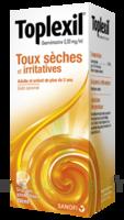 Toplexil 0,33 Mg/ml, Sirop 150ml à La Ricamarie