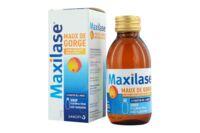 MAXILASE MAUX DE GORGE ALPHA-AMYLASE 200 U.CEIP/ml, sirop Fl/125ml à La Ricamarie