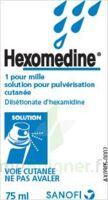 HEXOMEDINE 1 POUR MILLE, solution pour pulvérisation cutanée en flacon pressurisé à La Ricamarie