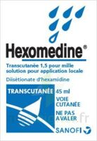 Hexomedine Transcutanee 1,5 Pour Mille, Solution Pour Application Locale à La Ricamarie