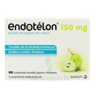 Endotelon 150 Mg, Comprimé Enrobé Gastro-résistant à La Ricamarie