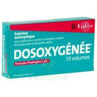 DOSOXYGENEE 10 VOLUMES, solution pour application cutanée en récipient unidose à La Ricamarie