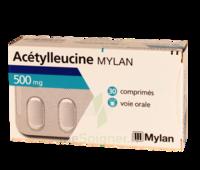 Acetylleucine Mylan 500 Mg, Comprimé à La Ricamarie