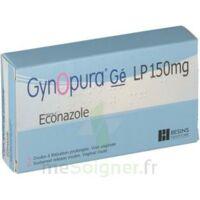 Gynopura L.p. 150 Mg, Ovule à Libération Prolongée Plq/2