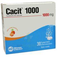 Cacit 1000 Mg, Comprimé Effervescent à La Ricamarie