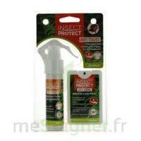 Insect Protect Spray Peau + Spray VÊtements Fl/18ml+fl/50ml à La Ricamarie