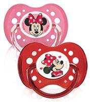 Dodie Disney sucettes silicone +18 mois Minnie Duo à La Ricamarie
