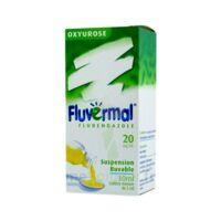 Fluvermal 2 % Susp Buv Fl/30ml à La Ricamarie