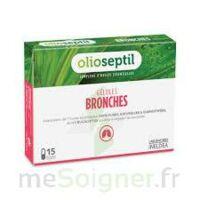 Olioseptil Bronches 15 Gélules à La Ricamarie