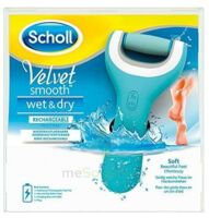 Scholl Velvet Smooth Wet&Dry Râpe électrique rechargeable à La Ricamarie