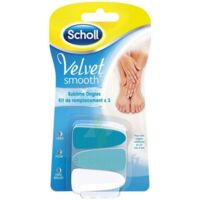 Scholl Velvet Smooth Ongles Sublimes Kit De Remplacement à La Ricamarie