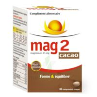 MAG 2 CACAO, fl 60 à La Ricamarie