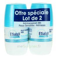 ETIAXIL DEO 48H ROLL-ON LOT 2 à La Ricamarie