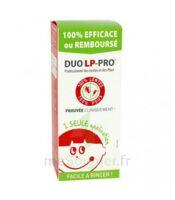 Duo LP-Pro Lotion radicale poux et lentes 150ml à La Ricamarie