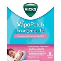 VICKS VAPOPATCH ENFANTS à La Ricamarie