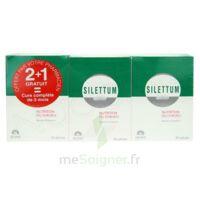 Silettum Nutrition Du Cheveu 60 X2 + 60 Offertes à La Ricamarie