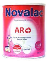 Novalac AR+ 2 Lait en poudre 800g à La Ricamarie