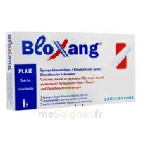 BLOXANG Eponge de gélatine stérile hémostatique B/5 à La Ricamarie