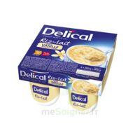 DELICAL RIZ AU LAIT Nutriment vanille 4Pots/200g à La Ricamarie