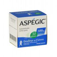 Aspegic 500 Mg, Poudre Pour Solution Buvable En Sachet-dose 30 à La Ricamarie