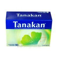 TANAKAN 40 mg, comprimé enrobé PVC/alu/90 à La Ricamarie