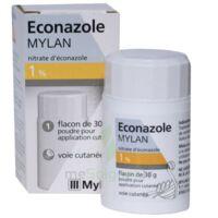 ECONAZOLE MYLAN 1 % Pdr appl cut Fl/30g à La Ricamarie