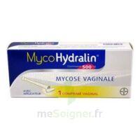 Mycohydralin 500 Mg, Comprimé Vaginal à La Ricamarie