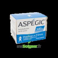 ASPEGIC 500 mg, poudre pour solution buvable en sachet-dose 20 à La Ricamarie