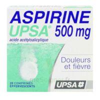Aspirine Upsa 500 Mg, Comprimé Effervescent à La Ricamarie