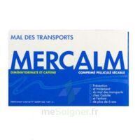 Mercalm, Comprimé Pelliculé Sécable à La Ricamarie