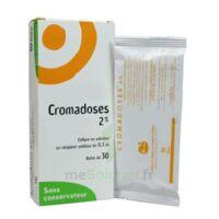 Cromadoses 2 Pour Cent, Collyre En Solution En Récipient Unidose à La Ricamarie
