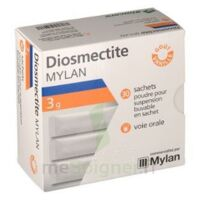 Diosmectite Mylan 3 G Pdr Susp Buv 30sach/3g à La Ricamarie