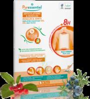Puressentiel Articulations et Muscles Emplâtre chauffant 14 huiles essentielles XXL à La Ricamarie