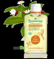 Puressentiel Articulations & Muscles Huile de massage BIO** Effort Musculaire - Arnica - Gaulthérie - 200 ml à La Ricamarie