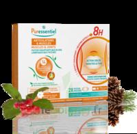 Puressentiel Articulations et Muscles Patch chauffant bas du dos 14 huiles essentielles à La Ricamarie