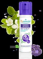 Puressentiel Sommeil - détente Spray Aérien Sommeil Détente aux 12 Huiles Essentielles - 75 ml à La Ricamarie