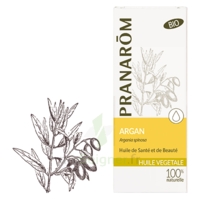 Pranarom Huile Végétale Bio Argan 50ml à La Ricamarie