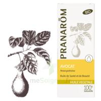 PRANAROM Huile végétale bio Avocat à La Ricamarie