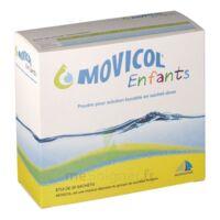 Movicol Enfants, Poudre Pour Solution Buvable En Sachet-dose à La Ricamarie