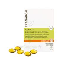 Pranarom Oleocaps 3 Caps Digestion & Transit Intestinal à La Ricamarie