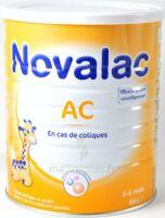 Novalac AC 1 Lait en poudre 800g à La Ricamarie
