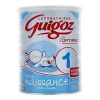 GUIGOZ OPTIPRO 1 LAIT EN POUDRE B/800G à La Ricamarie